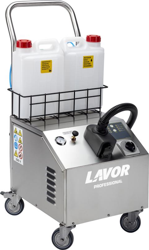 Generatore di vapore LAVOR GV 3.3 M plus cod. 8.450.0010