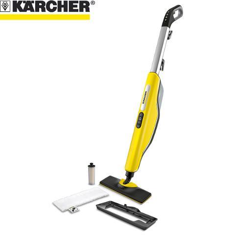 Scopa a vapore Karcher SC3 UPRIGHT EASYFIX x tappeti pavimenti parquet igienizza