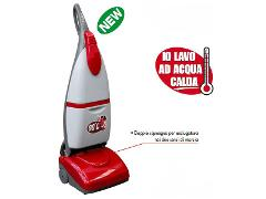 LAVASCIUGA PAVIMENTI CRYSTAL CLEAN LAVOR AD ACQUA CALDA A 90° C LAVOR HYPER    cod. 8.501.0508