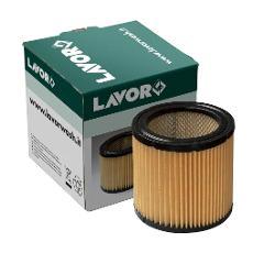 FILTRO LAVOR A CARTUCCIA  5.212.0157 PER GT E VAC LAVORWASH   cod. 5.212.0157