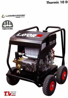 Idropulitrice LAVOR HYPER Thermic 10 D  LAVOR HYPER LAVOR THERMIC 10D cod. 8.601.0111