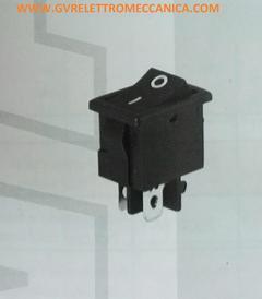 Interruttore LAVOR  pulsante nero 0/1 LAVOR  COD. 3.401.0178