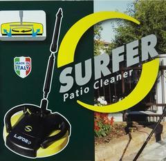 SPAZZOLA LAVAPAVIMENTI SURFER  LAVOR COD 6.008.0151