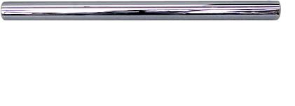 KIT 2 TUBI PER ASPIRATORI LAVOR FASA ACCIAIO CROMATO DIAMETRO 35 LAVOR - FASA Cod. 6.205.0109