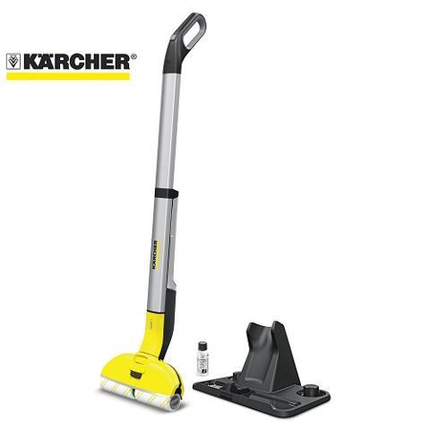 Lavapavimenti Karcher FC3 CORDLESS con batteria a litio lava e asciuga KARCHER KARCHER cod. 1.055-300.0
