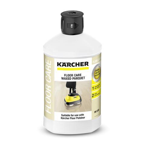 Cera per parquet KARCHER RM 530 cera protettiva superfici legno KARCHER cod 6.295-778.0