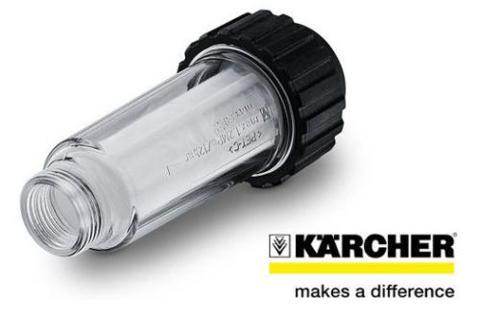 Filtro dell acqua per idropulitrice Karcher K2 K3 K4 K5 K6 K7 cod. 4.730-059.0 KARCHER 4.730-059.0