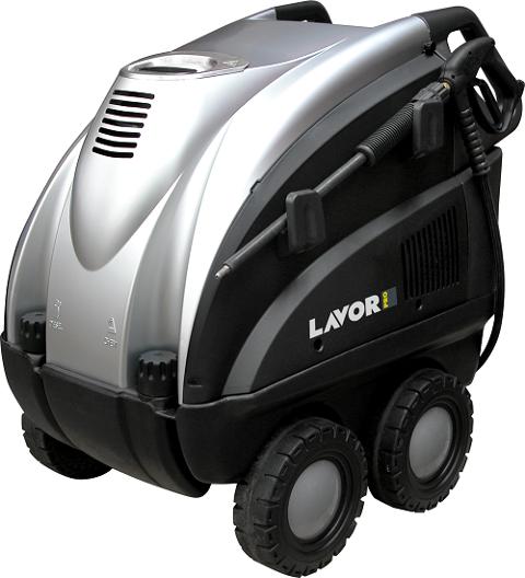 Generatore di vapore LAVOR UPDS Fuji con caldaia diesel e idropulitrice ad acqua fredda integrata LAVOR   COD. 8.455.0001