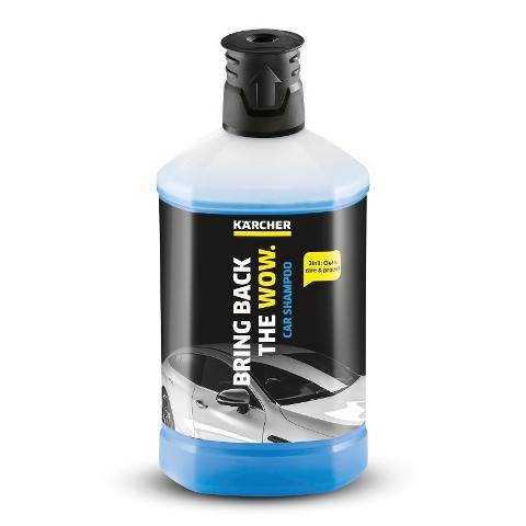 Detergente idropulitrice per auto e moto KARCHER RM 610 1 litro Shampoo auto 3 in 1  KARCHER   cod. 6.295-750.0