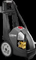 IDROPULITRICE AD ACQUA FREDDA LAVOR HA 1510 LP 160 bar 600 l/h LAVOR PRO   COD. 8.665.0122