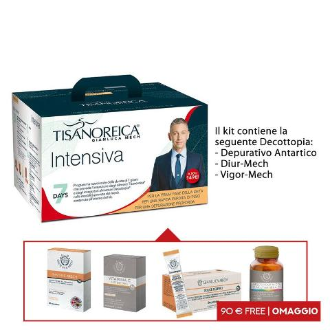 Kit Intensiva Tisanoreica Tisanoreica Gianluca Mech