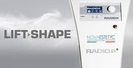 Novavision Radio 4 Lift Shape