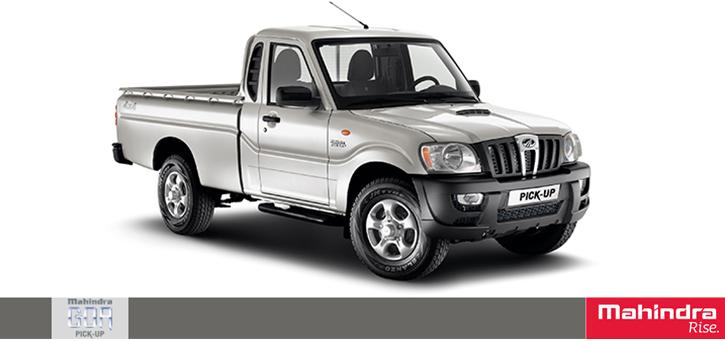 Mahindra Goa Pick Up Singola Cabina