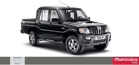 Mahindra Goa Pick Up Doppia Cabina