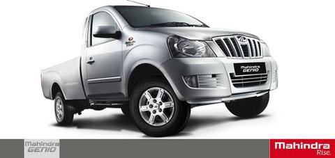 Mahindra Genio Pick Up S.C.