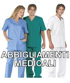 Completo Medico: Pantalone+Casacca in cot 100% Zaccaria