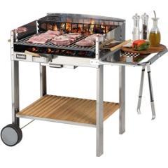 Barbecue acciaio inox  MCZ Dragon 80