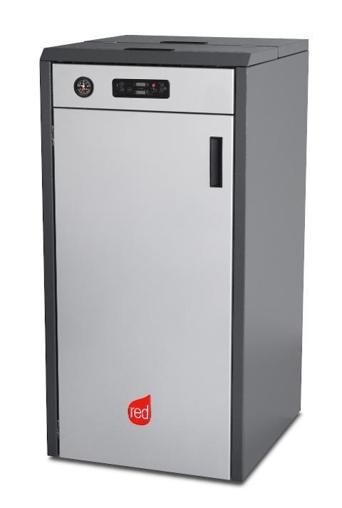 Caldaia a pellet  Red 365 - MCZ  Compact 24