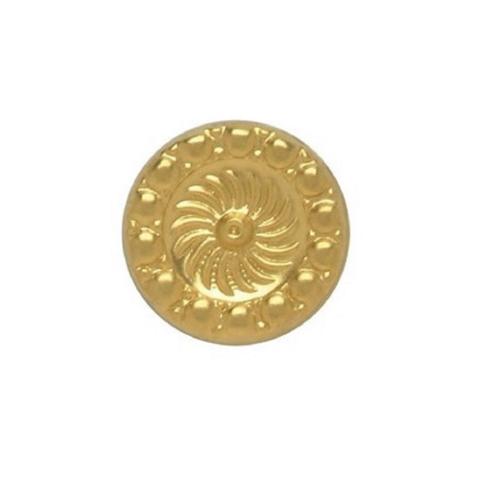 Rosette siciliane Sicilia Rosette/medagliette Siciliane in ottone in varie misure
