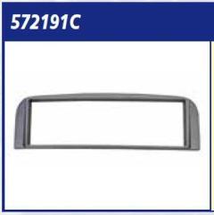 MASCHERINA AUTORADIO ISO ALFA 147 00>156 GT 2004>  MECATRON