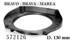 SUPPORTI ALTOPARLANT ANT FIAT BRAVO <02 BRAVA/MAREA MECATRON