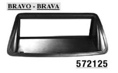 MASCHERINA AUTORADIO FIAT BRAVO/A /MAREA MECATRON