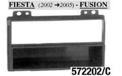 MASCHERINA AUTORADIO FORD FIESTA 2002>2005 FUSION  MECATRON