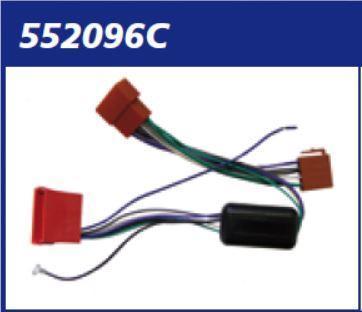 ADATTAT RADIO ACTIVE SYSTEM MINI ISO AUDI-VW-SKODA MECATRON