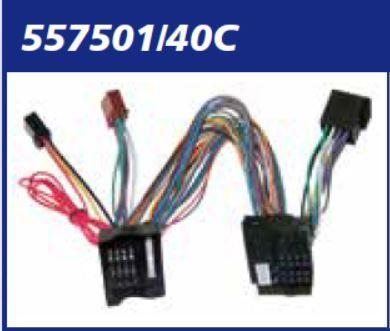 CAVO CONNESSIONE PER VIVAVOCE PARROT BMW 09> 40 PIN MECATRON