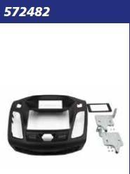 MASCHERINA KIT RADIO 2DIN FORD Focus 11> SENZA Navy MECATRON