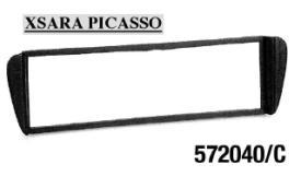 MASCHERINA AUTORADIO CITROEN XSARA PICASSO  MECATRON