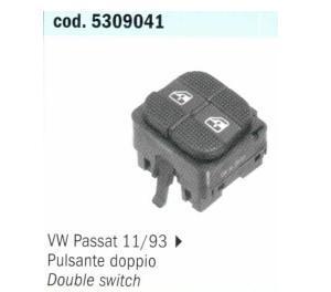 PULSANTE SIMILARE  ALZAVETRI DOPPIO VW PASSAT 11/93-> POLITECNICA 80
