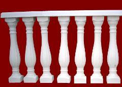Balaustra completa senza pilastro M.C.G. ART. 00/007