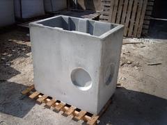Pozzetto in cemento