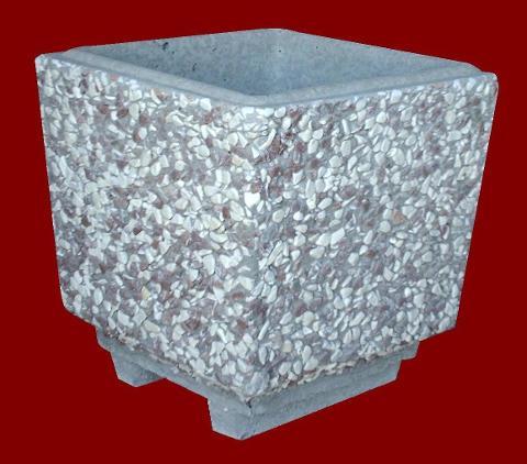 Vaso Cubico  M.C.G. ART. 044/00