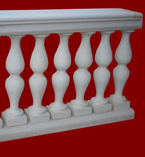 Balaustra completa senza pilastro M.C.G. ART. 00/000