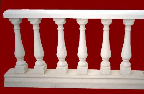 Balaustra completa senza pilastro M.C.G. ART. 00/004