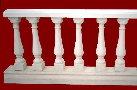 Balaustra completa senza pilastro M.C.G. ART. 00/005