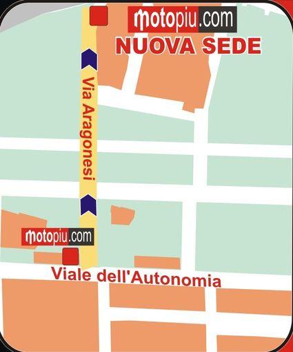 Dove siamo - Caltagirone (Catania)   MOTO PIU' Caltagirone