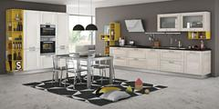 Cucina componibile Contemporanea Creo Kitchens Mya