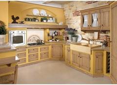 Cucina componibile classica Borgo Antico Elene / Giada