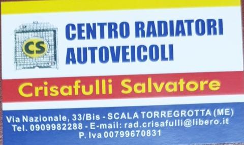 Centro Radiatori Autoveicoli di Crisafulli Salvatore