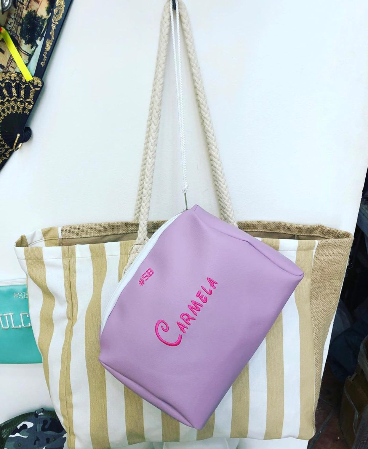 Beauty SocialBag Ecopelle Pastello