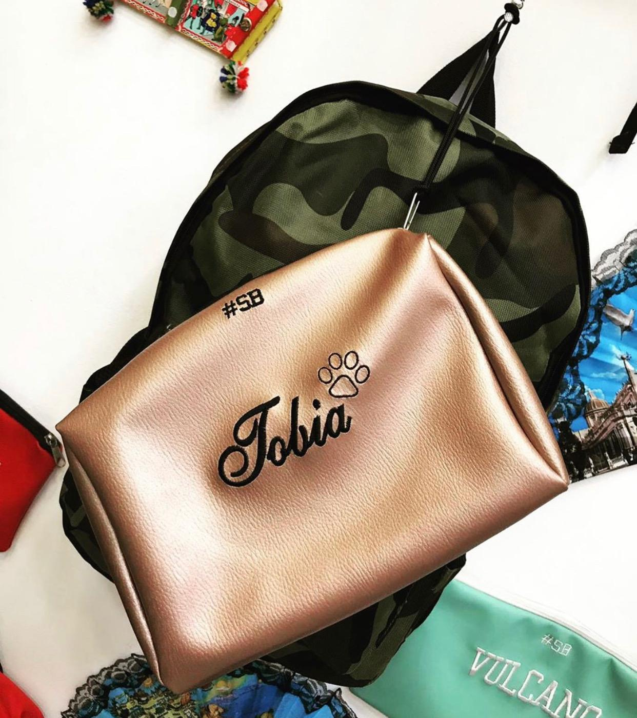 Beauty SocialBag Ecopelle Lucido