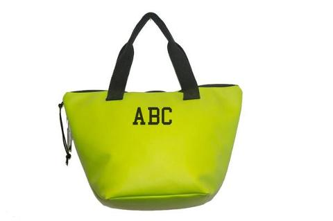 Shopping Bag Verde SocialBag Ecopelle