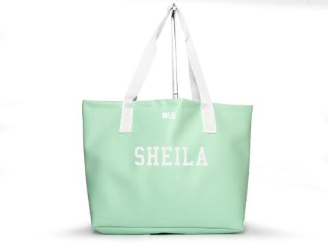 Shopping bag Tiffany SocialBag Ecopelle