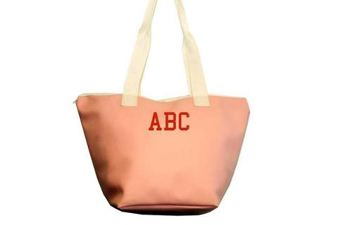 Shopping Bag Rosa SocialBag Ecopelle