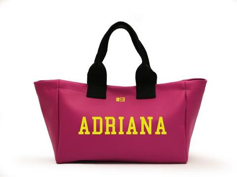 Mini shopping bag Viola SocialBag Ecopelle