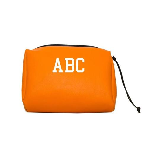 Beauty Arancio SocialBag Ecopelle