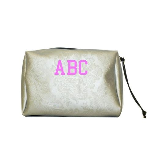 Beauty Argento SocialBag Ecopelle